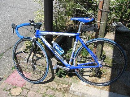 2005年、初サイクリング (ι )