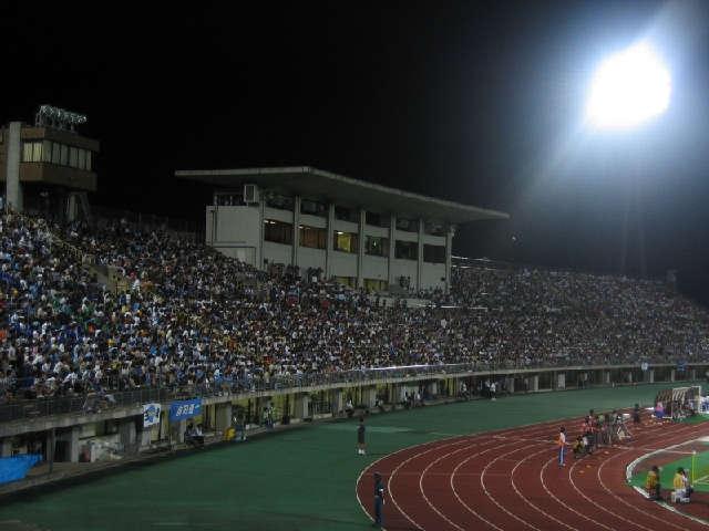 Jリーグ第20節 G大阪×磐田 (サッカー )