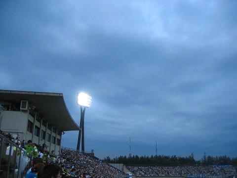 Jリーグ第11節 G大阪×磐田 (サッカー )