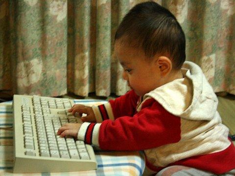 0歳からのパソコン教室 (雑記 )