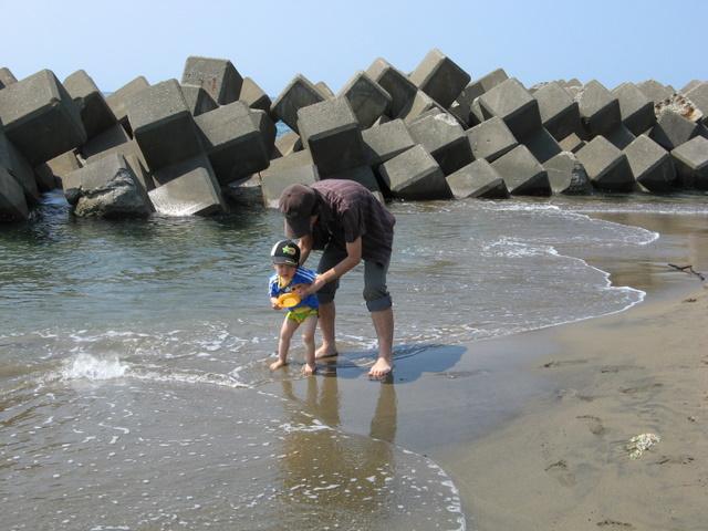 ジュニアと海へ (雑記 )