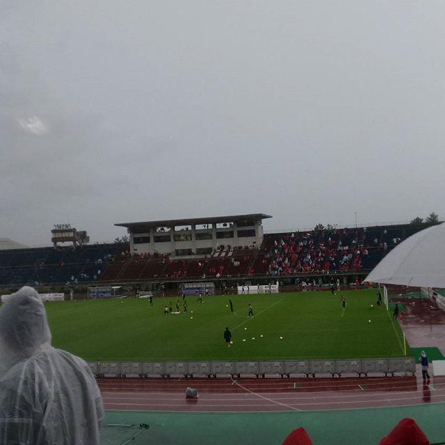 すごい雨(T_T)