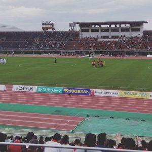 ツエーゲン金沢 vs 横浜FC