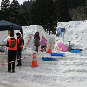 白山スノーフェスティバル
