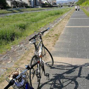 京都サイクリング2018