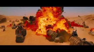 映画「マッドマックス 怒りのデス・ロード」を観て