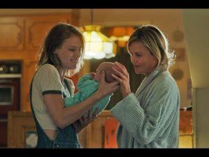 映画「タリーと私の秘密の時間」を観て
