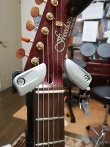 ギタースタンドのチューリップを直す